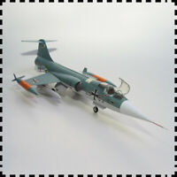 1:33 Scale US F-104G Starfighter DIY Handcraft PAPER MODEL KIT