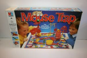 MB Games Mouse Trap 1990s Replacement Spare Parts Choose From List