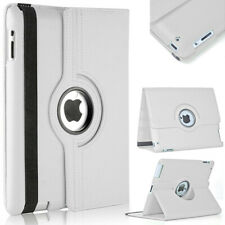 Leather Case 360 Rotating Wallet Cover for iPad Air & Mini 1/2/3/4 Pro 12""