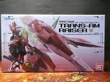 PG 1/60 TRANS-AM RAISER Plastic Model Kit Gundam 00 BANDAI OO Gundam