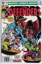 The Defenders #90  - 1980  - Marvel