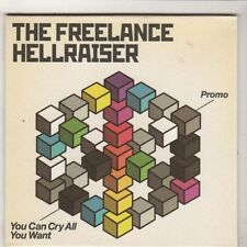 (HB726) The Freelance Hellraiser, You Can Cry All You Want - 2006 DJ CD
