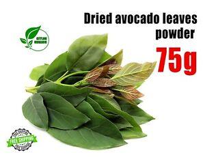 Dried avocado leaves Persea americana Hojas De Aguacate Secas 75g