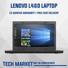 "Lenovo ThinkPad L460 14"" Intel Core i5 6200U 2.8 GHz Laptop 8 GB RAM 128GB SSD"