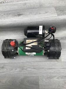 Salamander ESP100 CPV Shower Pump Neg/Pos Head 3bar: For Spares Only