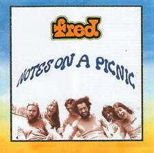 FRED - NOTES ON A PICNIC (+2 Bonus,1973/2002)( AUDIO CD in JEWEL CASE )