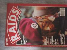 $$a Revue Raids N°22 Incursori de la Folgore  Trousse medicale  Lee Marvin