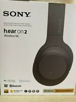 Sony WH-H900N h.ear on 2 Bluetooth Noise Canceling Stereo Headphones for iPhone