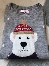 Next Ladies Christmas Jumper Size 12