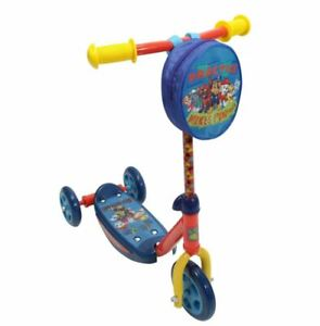 PAW Patrol 3-Wheel Scooter with Lighted Wheels Ages 3+