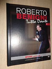 DVD N° 7 ROBERTO BENIGNI TUTTO DANTE INFERNO CANTO SETTIMO VII REPUBBLICA