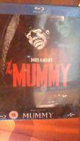 The Mummy (1932) Blu Ray Steelbook, Boris Karloff, Nuovo + Sigillato.
