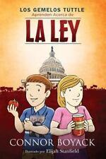 Los Gemelos Tuttle Aprenden Acerca de La Ley (Paperback or Softback)