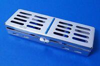 Instrumentenbox, Sterilisier und Aufbewahrungsbox Sterilisation Tray Dental