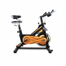 Bicicleta Estática de Spinning Trainer Alpine 8000. Volante de Inercia de 25 kg