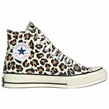 CONVERSE ALL STAR CHUCKS EU 44 UK 10 LEOPARD 70s LIMITED EDITION FIRST STRING