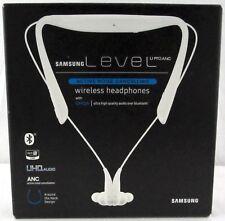 e31be15417d NEW Samsung Level U PRO Wireless ANC Headphones White UHQA Noise Cancel Neck