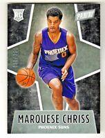 2016 Panini Black Friday #55 MARQUESE CHRISS RC Rookie 220/399 Phoenix Suns