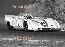 Jo Siffert PORSCHE 917 Pa Hampton CAN AM 1969 Photographie 3