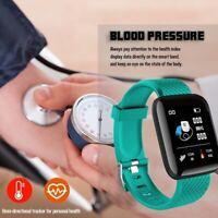 Smart Bracelet Heart Rate Blood Pressure Monitoring Smart Fitness Tracker K8Ia