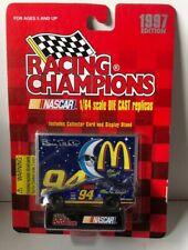 NASCAR Racing Champions #94 Bill Elliott 1997 Mac Tonight Die Cast Car 1:64