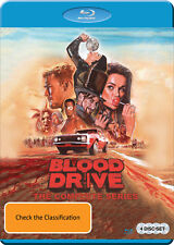 Blood Drive - Complete Series Blu-Ray  [New/Sealed] [Season 1]