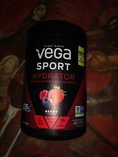 Vega Sport Hydrator Berry (50 Servings, 4.9 oz Tub) - Electrolyte Powder,