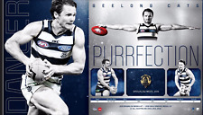 PATRICK PADDY DANGERFIELD PURRFECTION PRINT 2016 BROWNLOW MEDALLIST GEELONG