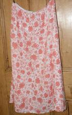 Hobbs Linen A-line Floral Skirts for Women