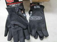 ERGODYNE ProFlex 815 Pro Flex Utility EZ Gloves Medium Black EDP 16323