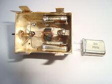 Quarzfilter 28,2MHz mit Schaltbild und 28Mhz Quarz