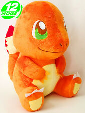 "pokemon plush 12"" CHARMANDER 12""/30cm *UK Stock*Fast Shipping* Charmander 12 """