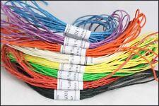 Cable de cáñamo Mezclado Color Sombra Pack de 8 X 4 metros = 32 metros Free UK Post