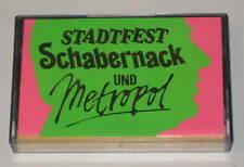 MC/STADTFEST SCHABERNACK UND METROPOL/SONGS DER GRUPPE MISTHAUFEN/Pro Wien