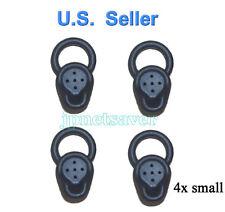 4 small Motorola H17 H17txt H525 Hx550 H1, Soundid 510 500 300 200 100 earbuds