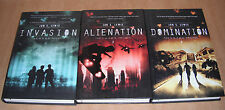 C. H. A. O. S. CHAOS Trilogy by Jon S. Lewis  Books Set Hardcover  NEW