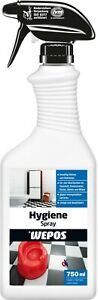 3 x Desinfektionsmittel Hygienespray & Desinfektionsspray 0,75 L