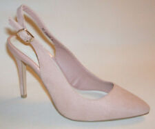 New Look Faux Suede Slingbacks for Women