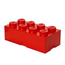 Lego Stockage Brique 8 Rouge Chambre D'enfant Rangement de Jouets Meuble