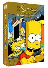 I Simpsons - Stagione 10 DVD - totalmente in italiano