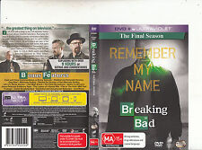 Breaking Bad-2008/13-TV Series USA-[The Final Season-3 Disc]-DVD