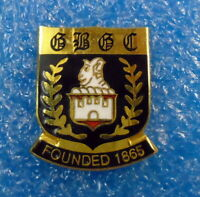 Bowling Club Enamel Badge - B R B C ?