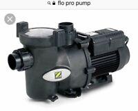 "Zodiac Flo Pro Pump Service Kit Bearings 3/4"" Mechanical Seal Orings Replacement"
