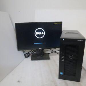 *DELL DYGT5, 462-0991, PowerEdge T20 Mini Tower Server - MT - Pentium G3220 3