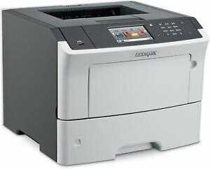 Lexmark M3150, Mono A4 Printer Very Low Count Under 13K High Toner 100% WARRANTY