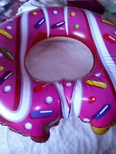 Child's Swimming Rubber Ring Large Big Doughnut