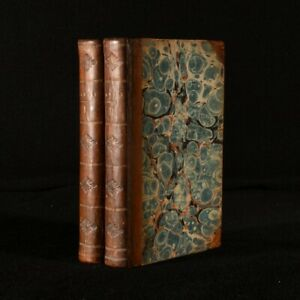 1831 2vols Paris and its Historical Scenes Illustrated Folding Plates