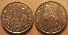 Territoire du Togo (union Française), 25 Francs Essai 1956, UNC et Rare !!