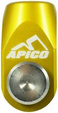 Apico Rear Brake Clevis KAWASAKI KX80/85 98-15 KX125 03-08 KX250 03-04 GOLD