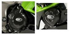 R&G ENGINE CASE COVER KIT (2 Covers) for KAWASAKI Z1000, 2014 to 2017